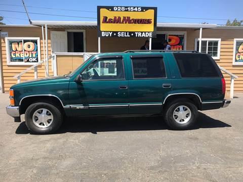 1997 Chevrolet Tahoe for sale in Santa Maria, CA