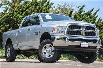 2015 RAM Ram Pickup 2500 for sale in National City, CA