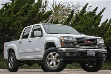 2012 GMC Canyon for sale in National City, CA