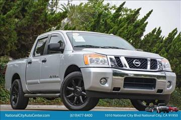 2013 Nissan Titan for sale in National City, CA
