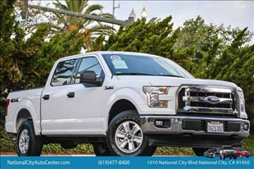 2017 Ford F-150 for sale in National City, CA