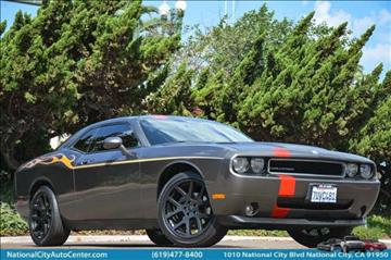 2010 Dodge Challenger for sale in National City, CA