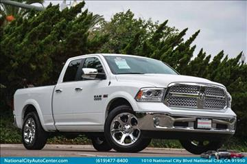2017 RAM Ram Pickup 1500 for sale at NATIONAL CITY AUTO CENTER INC in National City CA