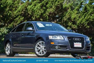 2011 Audi A6 for sale in National City, CA
