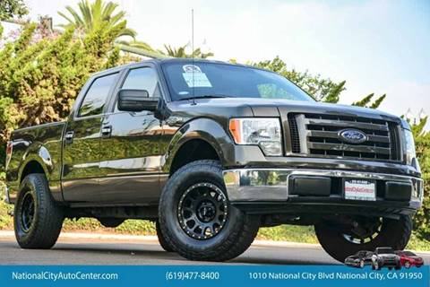 2009 Ford F-150 for sale in National City, CA
