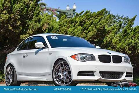 2011 BMW 1 Series for sale in National City, CA