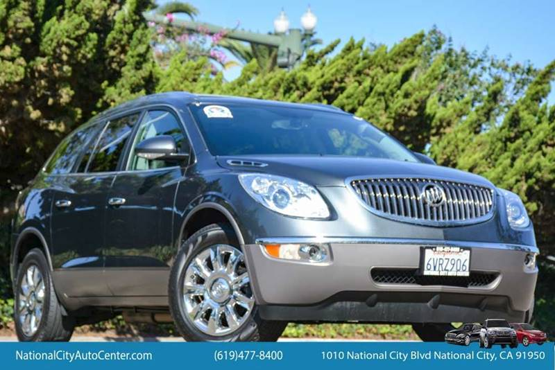 2012 Buick Enclave for sale at NATIONAL CITY AUTO CENTER INC in National City CA