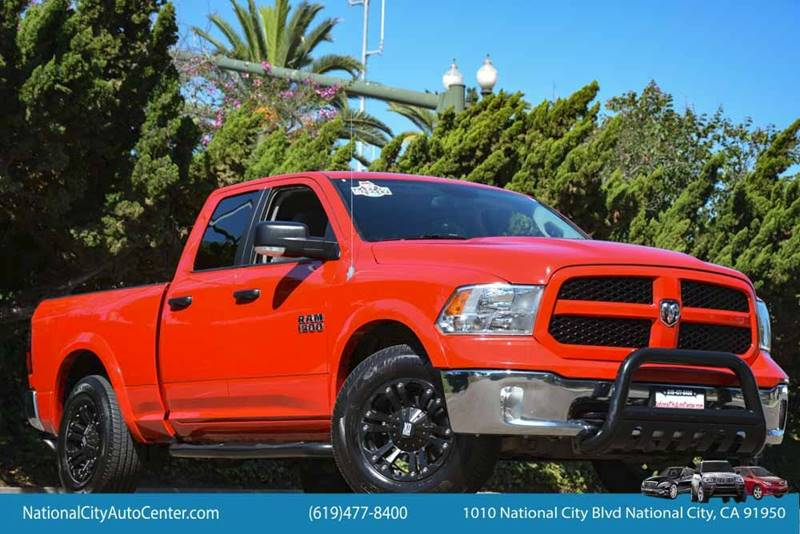 2013 RAM Ram Pickup 1500 for sale at NATIONAL CITY AUTO CENTER INC in National City CA