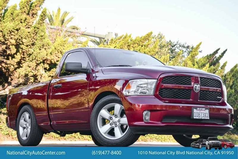 2015 RAM Ram Pickup 1500 for sale at NATIONAL CITY AUTO CENTER INC in National City CA
