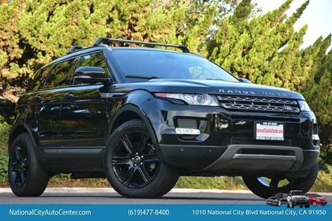2013 Land Rover Range Rover Evoque for sale in National City, CA