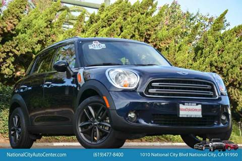2015 MINI Countryman for sale in National City, CA