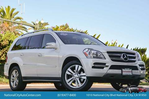 2012 Mercedes-Benz GL-Class for sale in National City, CA