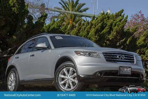 Merveilleux 2006 Infiniti FX35 For Sale In National City, CA