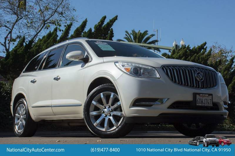 buick cars you used near carmax enclave premium