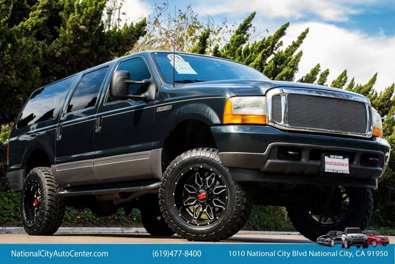 Ford Excursion For Sale At National City Auto Center Inc In National City Ca