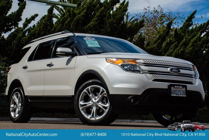 2011 ford explorer limited in national city ca - national city auto