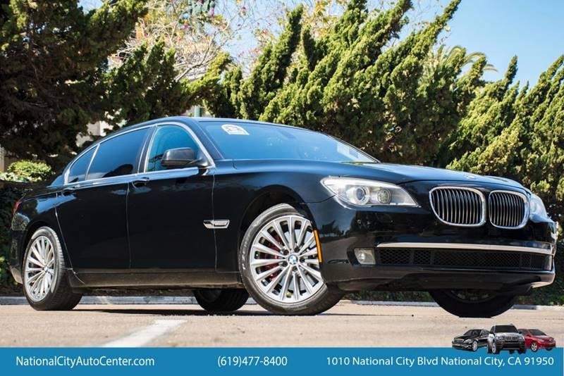 2011 BMW 7 Series 750Li In National City CA - NATIONAL CITY AUTO ...