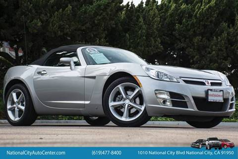 2009 Saturn SKY For Sale In National City, CA