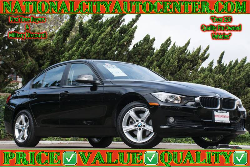National City Auto Center >> 2015 Bmw 3 Series 320i In National City Ca National City Auto