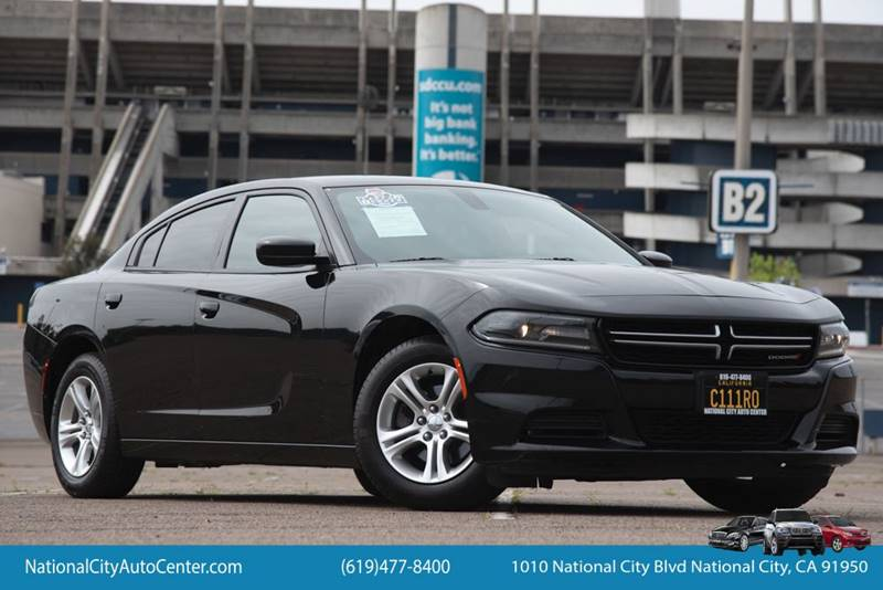 2015 Dodge Charger SE In National City CA - NATIONAL CITY AUTO ...