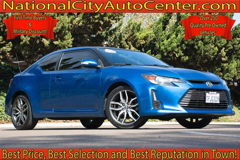 2014 Scion Tc In National City Ca National City Auto Center Inc