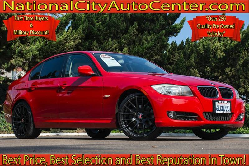 National City Auto Center >> 2010 Bmw 3 Series In National City Ca National City Auto Center Inc