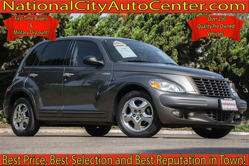 Chrysler pt cruiser 2. 4 limited edition. Best photos and.