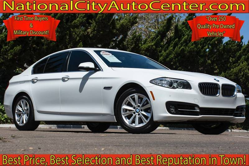 2015 BMW 5 Series 528i In National City CA