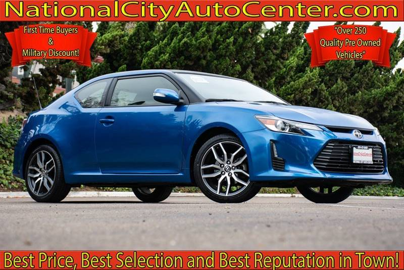 National City Auto Center >> 2015 Scion Tc In National City Ca National City Auto Center Inc