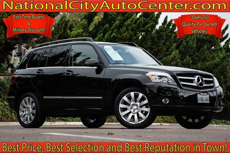 2012 Mercedes Benz Glk Glk 350 In National City Ca National City