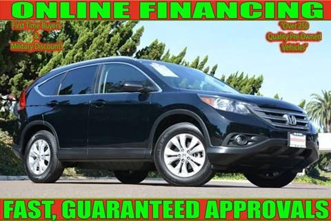 Honda National City >> Honda Cr V For Sale In National City Ca National City Auto Center Inc