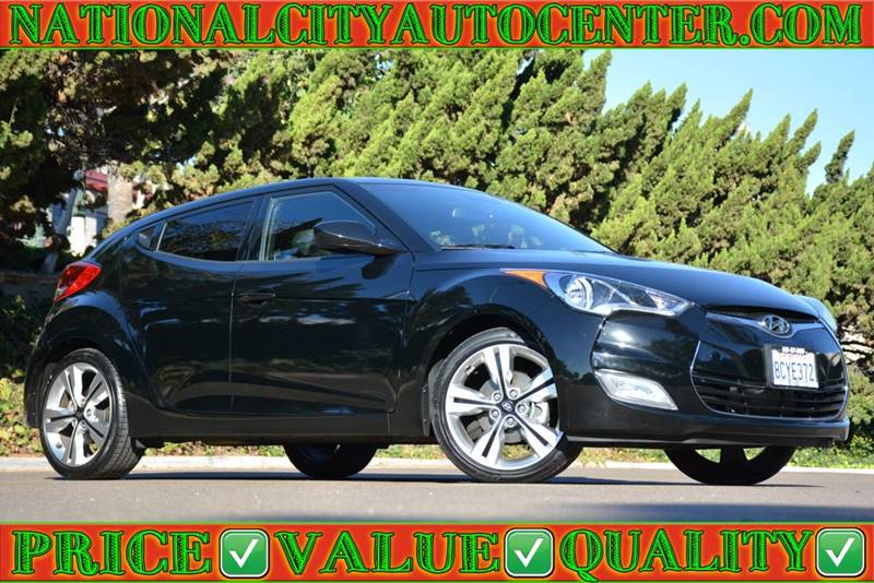 2017 Hyundai Veloster Value Edition In National City Ca National