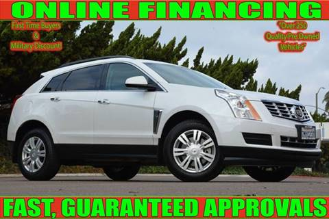 Cadillac Srx For Sale In California Carsforsale Com