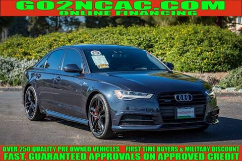 San Diego Audi >> Used Audi A6 For Sale In San Diego Ca Carsforsale Com