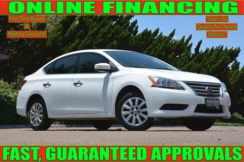 Nissan National City >> 2014 Nissan Sentra For Sale In National City Ca