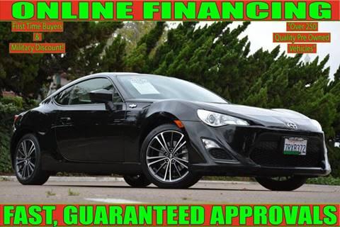 National City Auto Center >> Scion Fr S For Sale In National City Ca National City