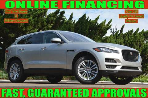 2017 Jaguar F-PACE for sale in National City, CA