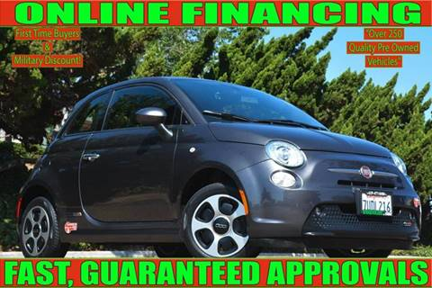 2016 FIAT 500e for sale in National City, CA