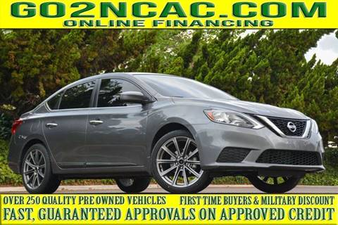 Nissan National City >> 2019 Nissan Sentra For Sale In National City Ca