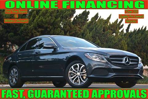 2015 Mercedes-Benz C-Class for sale in National City, CA