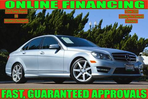 2014 Mercedes-Benz C-Class for sale in National City, CA