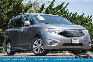 2011 Nissan Quest for sale in National City, CA