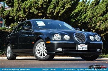 2001 Jaguar S-Type for sale in National City, CA
