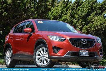 2013 Mazda CX-5 for sale in National City, CA