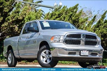 2015 RAM Ram Pickup 1500 for sale in National City, CA