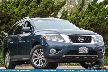2015 Nissan Pathfinder for sale in National City, CA