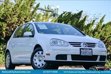2007 Volkswagen Rabbit for sale in National City, CA