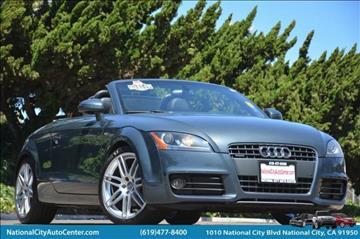 2009 Audi TT for sale in National City, CA