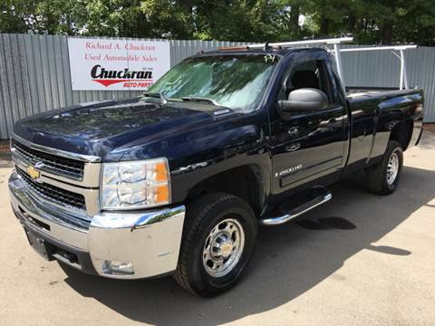 2007 Chevrolet Silverado 2500HD for sale at Chuckran Auto Parts Inc in Bridgewater MA