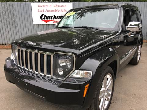2011 Jeep Liberty for sale at Chuckran Auto Parts Inc in Bridgewater MA